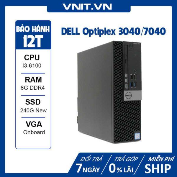 Dell-3040-7040-I3-6100-RAM-8G-SSD-240G-NEW