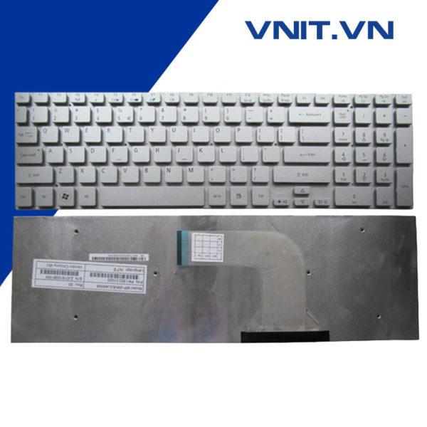 Bàn phím Acer Aspire 5943G, 8943G, 5950 - Keyboard Acer Aspire 5943G, 8943G, 5950