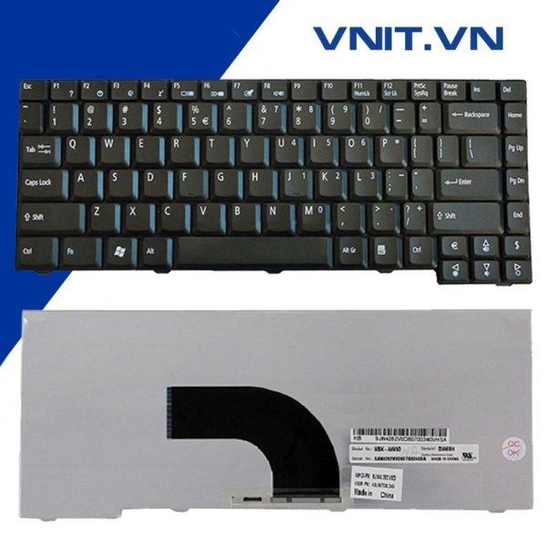Bàn phím Acer Aspire 2930, 2930Z, TravelMate 6293 - Keyboard Acer Aspire 2930, 2930Z, TravelMate 6293