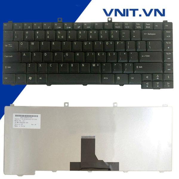 Bàn phím Acer Aspire 3680, 3681, 3683, 5570, 5572 - KeyboardAcer Aspire 3680, 3681, 3683, 5570, 5572