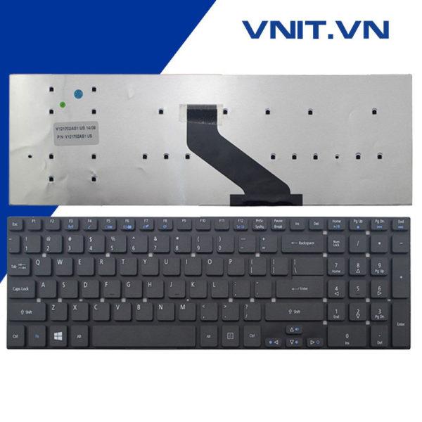 Bàn phím Acer Aspire 5830, 5755, V3-551, V3-571, E1-532, E1-572, E5-571, E15, ES1-512