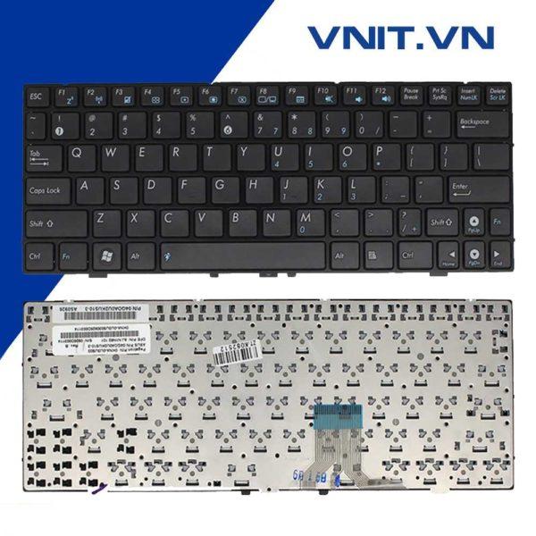 Bàn phím Asus 1000HE Màu Đen - Keyboard Asus 1000HE Black