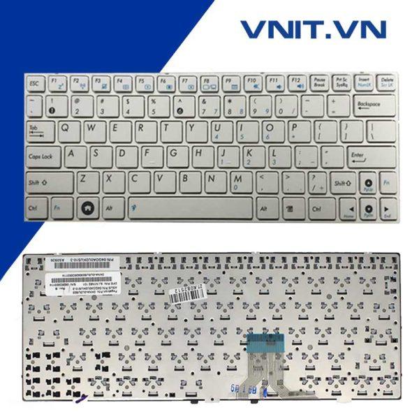 Bàn phím Asus 1000HE Màu Trắng - Keyboard Asus 1000HE Màu Trắng