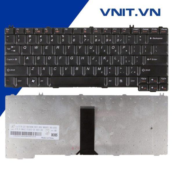 Bàn phím Lenovo 3000-G400, G430, Y430, G450, G230, G530, N220, C466, C461, C460, C462, Y410, Y510, Y520, Y530, C100, C200, N100, N200, V100, F41, F31, N200, N440
