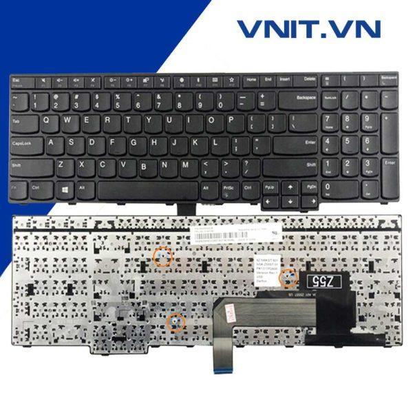 Bàn phím Lenovo E570, E575 - Keyboard Lenovo E570, E575