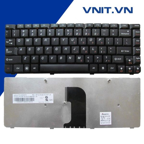 Bàn phím Lenovo G460, G465, U450 - Keyboard Lenovo G460, G465, U450
