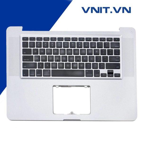 """Bàn phím Macbook Pro 15"""" A1286 (2009, 2010, 2011-2012) Tiếng Anh Nguyên Bệ"""