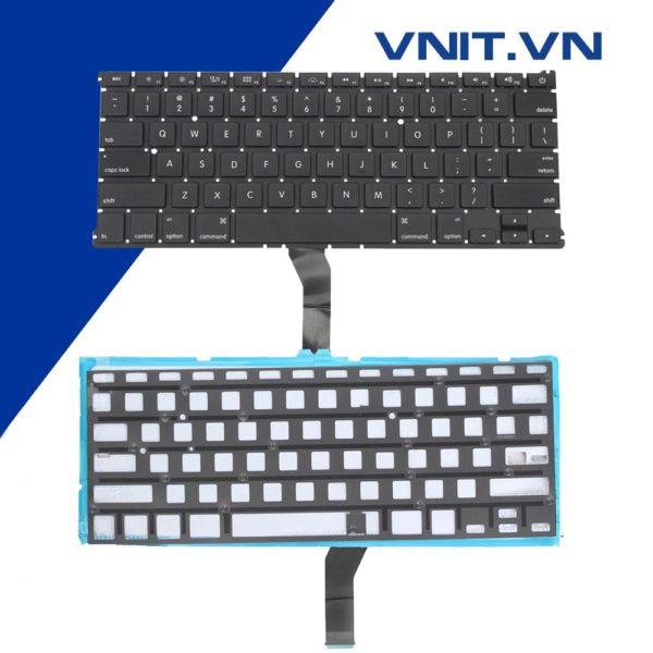 Bàn Phím Macbook Air A1466, A1369 Có Đèn - Keyboard Macbook Air A1466, A1369 Backlit