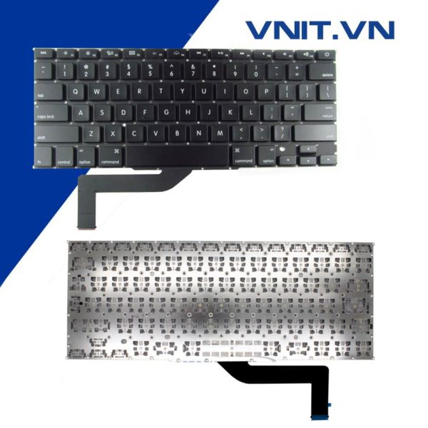 "Bàn phím Macbook Pro 15"" A1398 (US) - Keyboard Macbook Pro 15"" A1398"