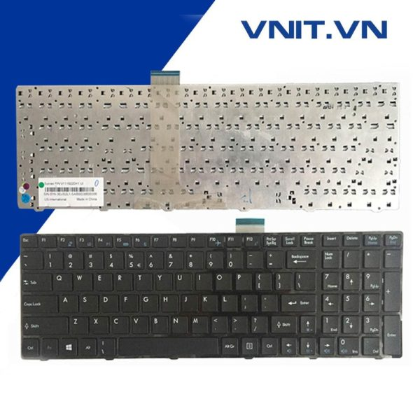 Bàn phím MSI A6200, CR620, CR720, S6000 - Keyboard MSI A6200, CR620, CR720, S6000