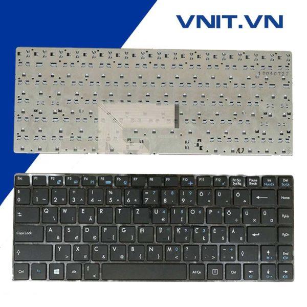 Bàn phím MSI CR420, FX400, X350 Màu Đen