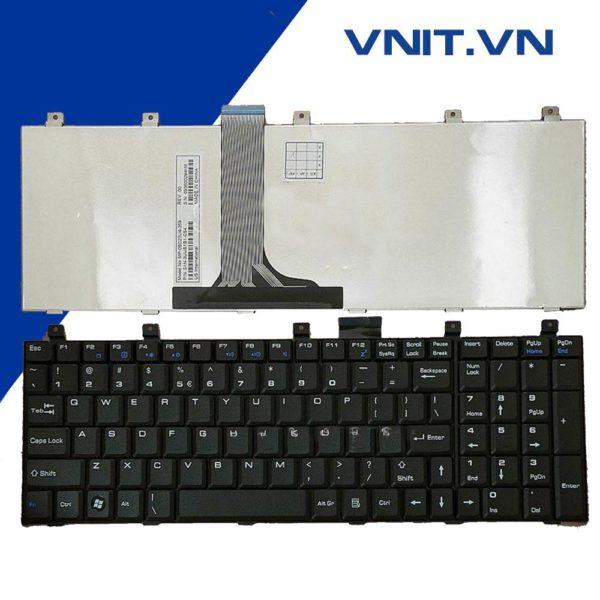 Bàn phím MSI EX601 - Keyboard MSI EX601