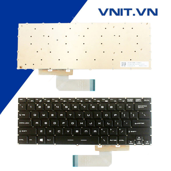 Bàn phím MSI GS30 - Keyboard MSI GS30