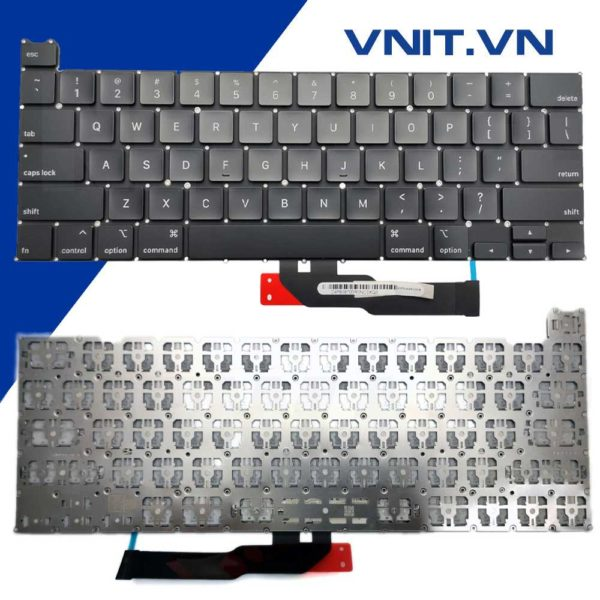 Bàn phím Macbook Pro 13inch A2251 MWP42 MWP52 MWP62 MWP72 (2020)