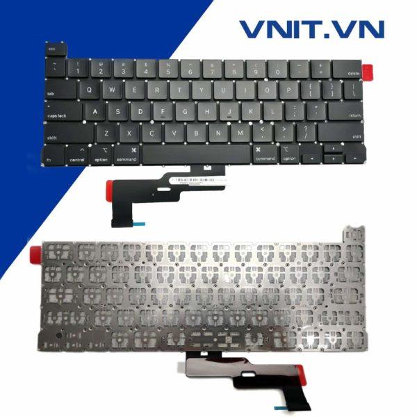 Bàn phím Macbook Pro 13inch (2020) A2289 MXK32 MXK52 MXK62 MXK72