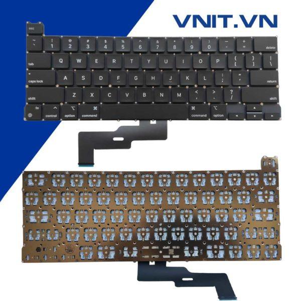 Bàn phím Macbook Pro 13inch M1 A2338 MYD83 MYD92 (2020) - Keyboard Macbook Pro 13inch M1 A2338 (2020)