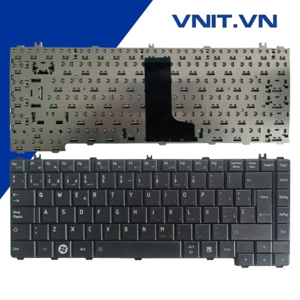 Bàn Phím Toshiba Satellite L645, L640, C640, C645, C600, L635, 745, B40A - Keyboard Toshiba Satellite L645, L640, C640, C645, C600, L635, 745, B40A