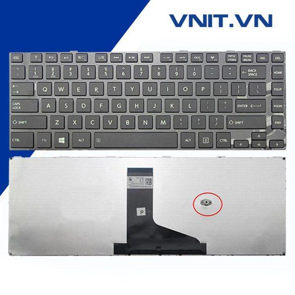 Bàn Phím Toshiba Satellite L840, C840, C800, L40A - Keyboard Toshiba Satellite L840, C840, C800, L40A